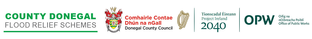 Donegal Flood Relief Scheme Project Websites